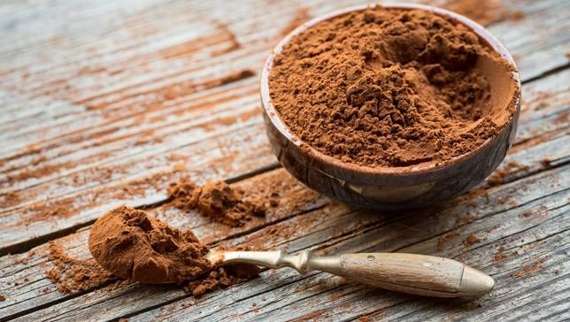 Cocoa Bitter But Healthy